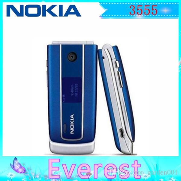 unlocked original3555 flip unlocked single core 3g 1 8 mp3 rh dhgate com Nokia 5200 Nokia 5200