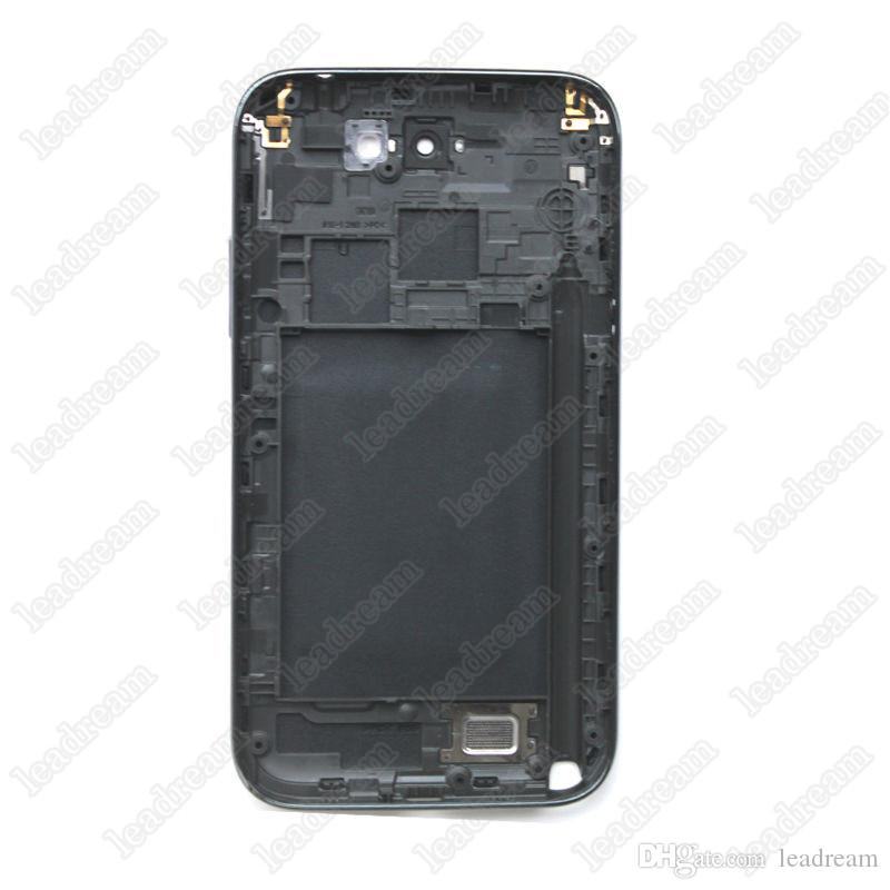 nouveau couvercle du logement de la batterie arrière porte de remplacement pour Samsung Galaxy Note 2 3 4 N7100 N9000 N9100 3 couleurs livraison DHL