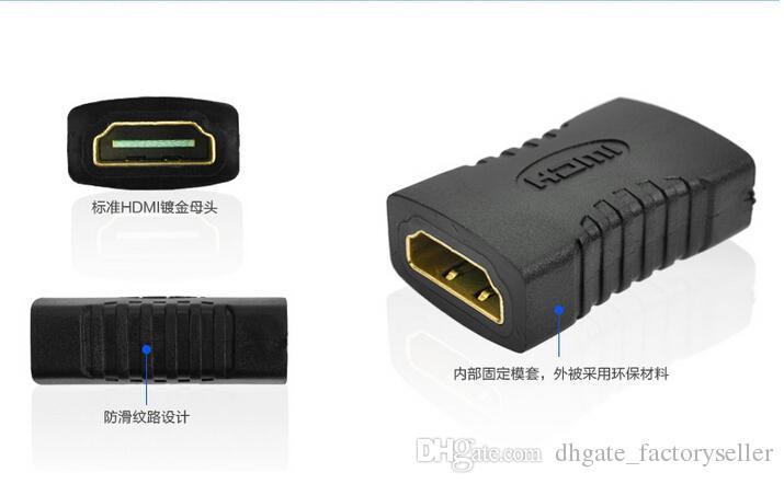 V1.4 HDMI EXTENDER WEIBLICHE BIS WEIBLICHE KOPPLER ADAPTER JOINER Konverter ANSCHLUSS Adapter 1080 P