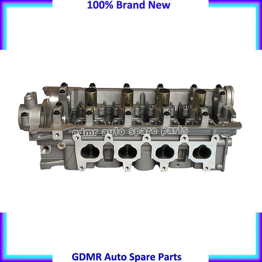 Engine petrol auto parts 16v G4EE cylinder head for Hyundai Accent Getz  Verna 1399cc 1 4L 2005- 2006-