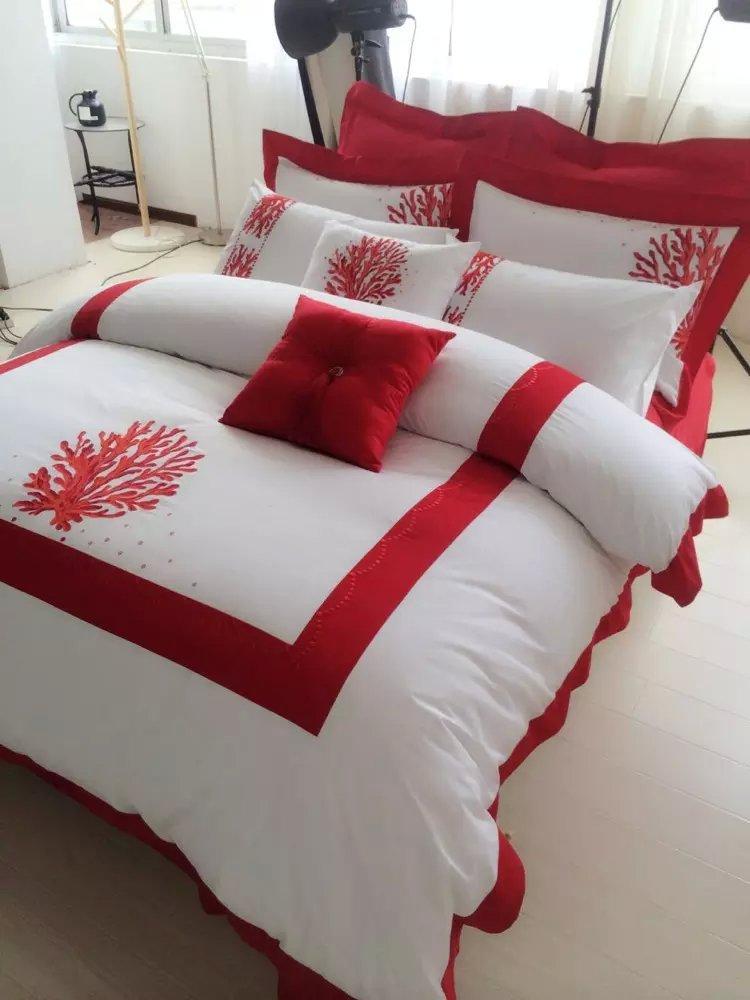 5 Star Hotel 100 Cotton 60s Sateen Fabric Luxury White