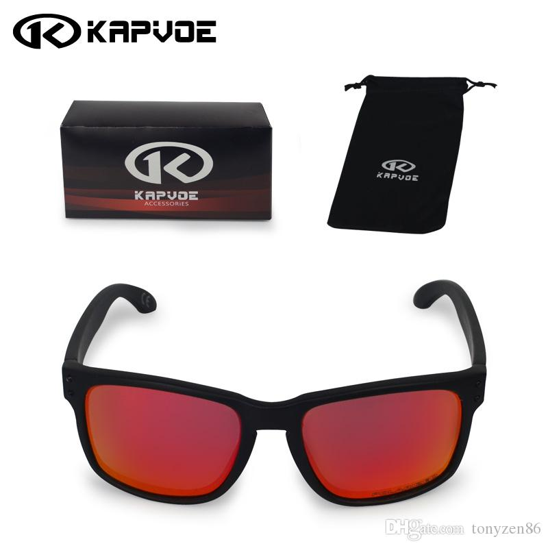 6f2a0091db New Polaroid Sunglasses Kapoe Brand Fashion Men Goggles Sunglasses Sports  Sunglasses Sport Multicolor Lens Chose Cycling Travelling Goggles Running  ...