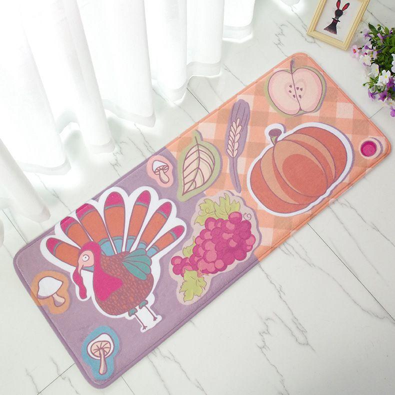 ковры ковер благодарения партия ковров платья автомобильные коврики кухня гостиная спальня кровать перед ковер кухня коврики 40X100CM