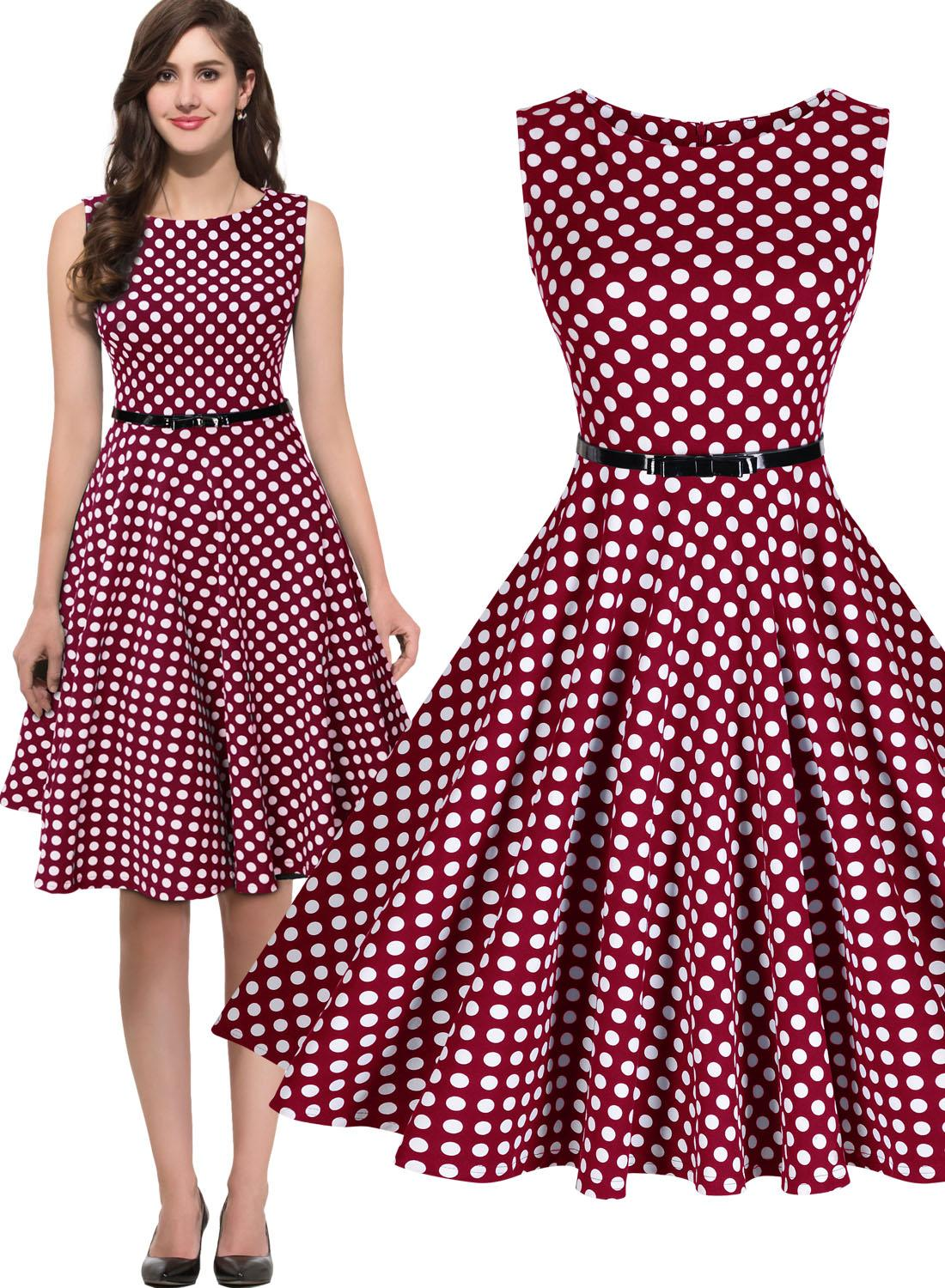Vintage Ladies Dresses