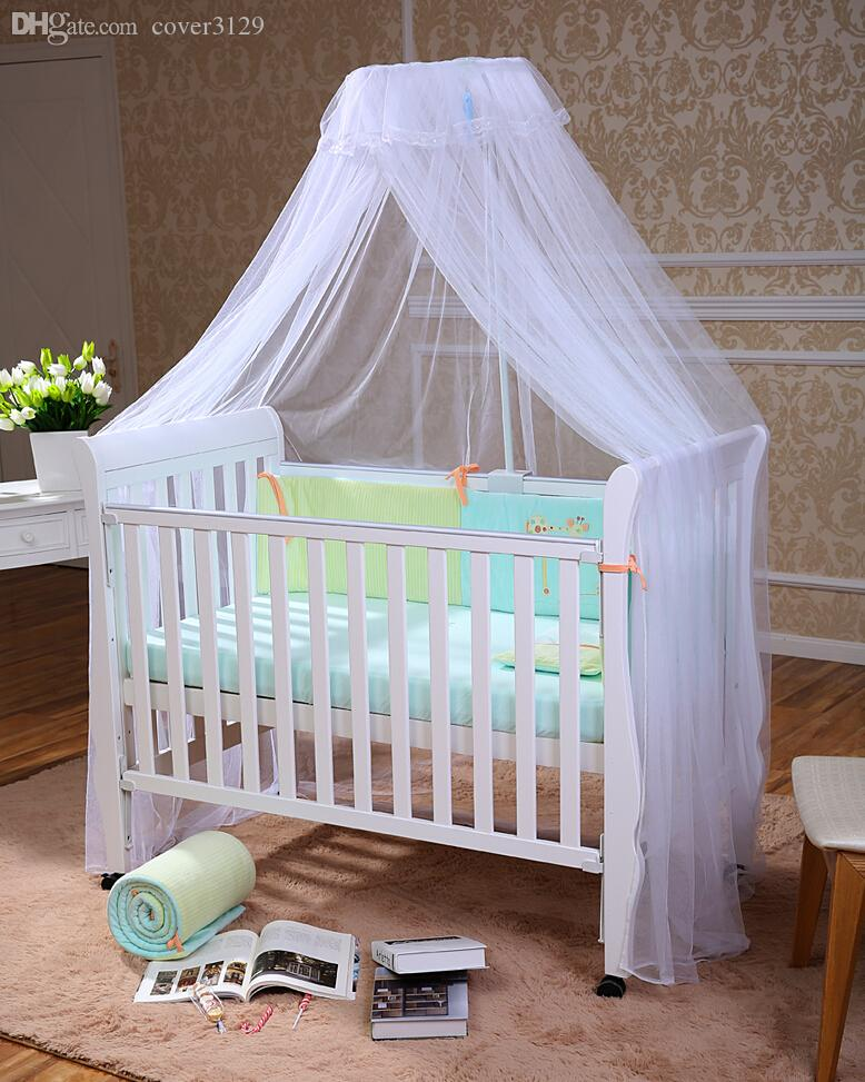 32 & Wholesale Beautiful Baby Bed Canopy Mosquito NetChild Bed Tent ...