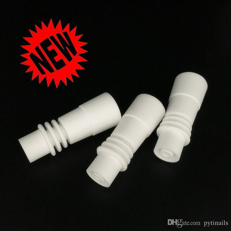 الجملة أفضل سعر domeless المسامير السيراميك هو التدخين المسامير تناسب غطاء الكربوهيدرات وأدوات dabber التدخين assceesorise