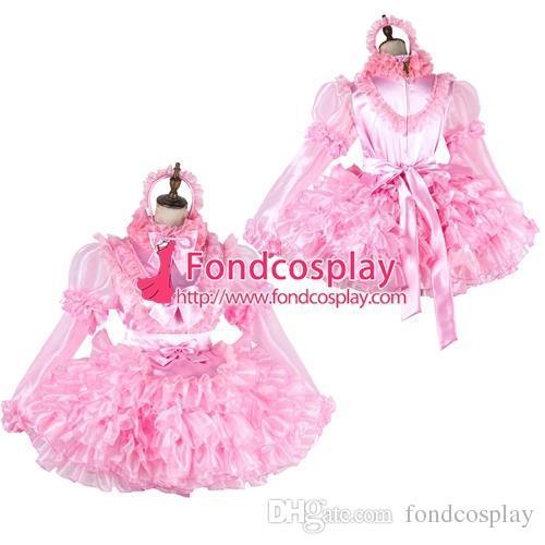 Lockable Organza Dress