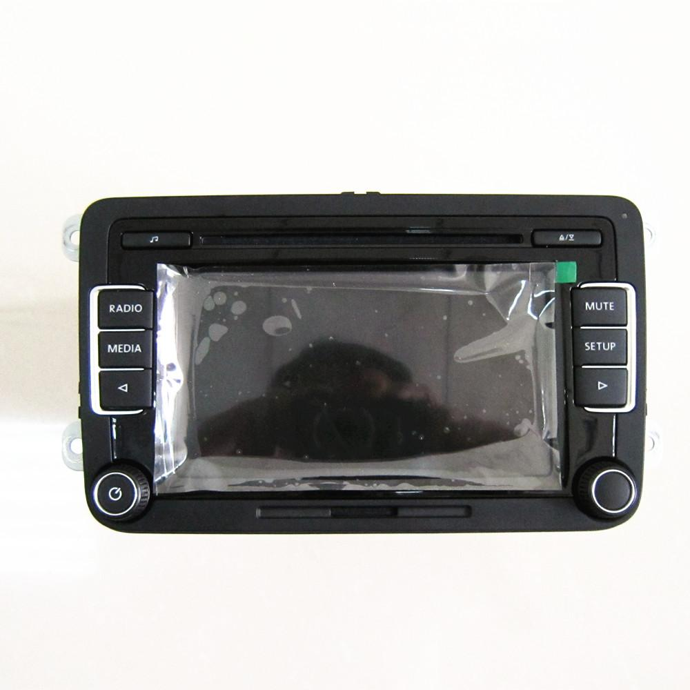 OEM RCD510 car dvd Radio For Jetta Golf GTI MK5 MK6 Passat B6 B7 CC Tiguan Scirocco Polo 5ND 035 190 A