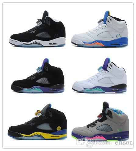 Retro 5 bel air laney oreo grape supreme 5s basketball shoes retro see larger image sciox Images