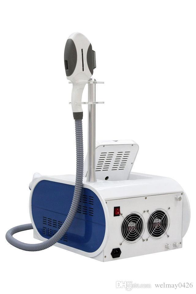 Nowy przenośny IPL RF Shr Maszyna do usuwania włosów Opt Ship Odmłodzenie Odchudzanie Shuroval Shur
