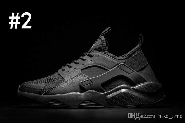 1f5638244f87 New Air Huarache II Running Shoes Huraches Running Trainers For Men   Women  Outdoors Shoes Huaraches Sneakers Hurache Men Shoes On Sale Shoes Sports  From ...