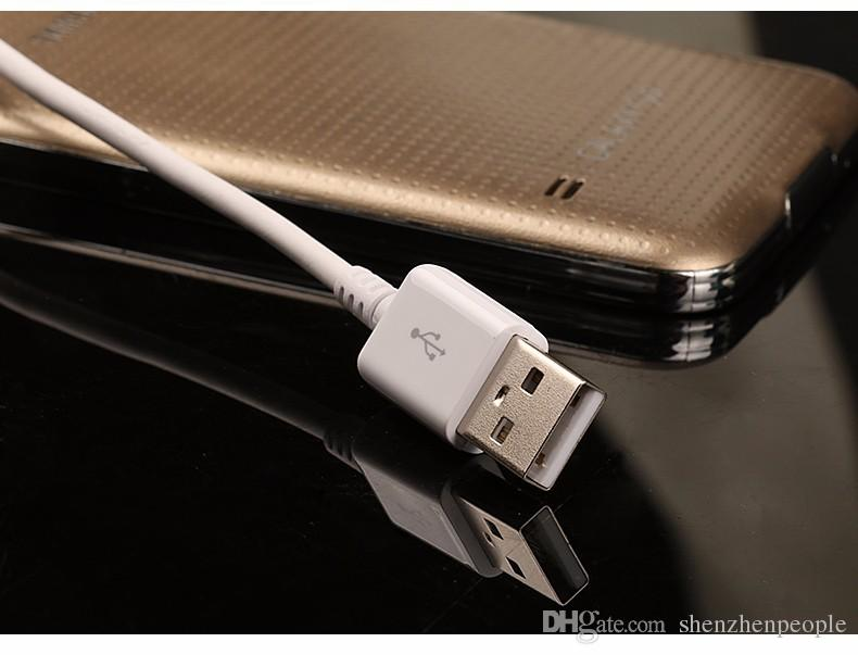 Micro USB Cable Mobile Phone Charging Cable 1M USB2.0 Data sync Charge Cable for Smartphone galaxy S4 S5 HTC Android Phone