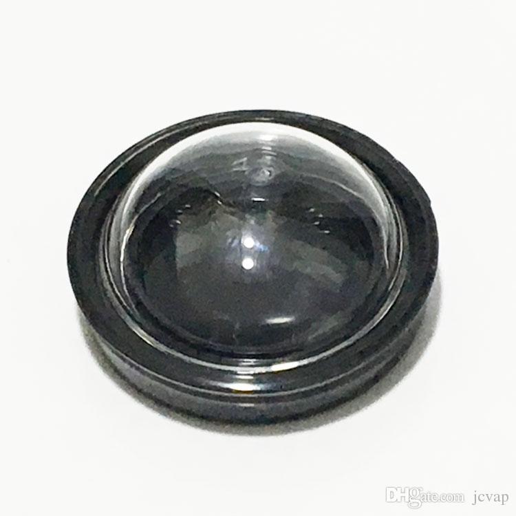 Piatto originale NC originale con coperchio in silicone vetro DABBER NC Piatto di piattaforme piatti DAB strumento utensili cera DHL