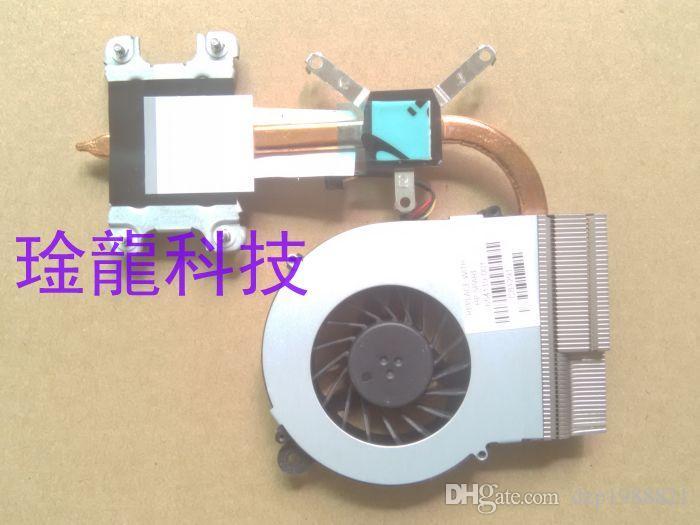 neuer Kühler für HP G4-1118TX G4-1235TX Kühlkörper mit Lüfter 655981-001 654119-001 4GR18HSTP40