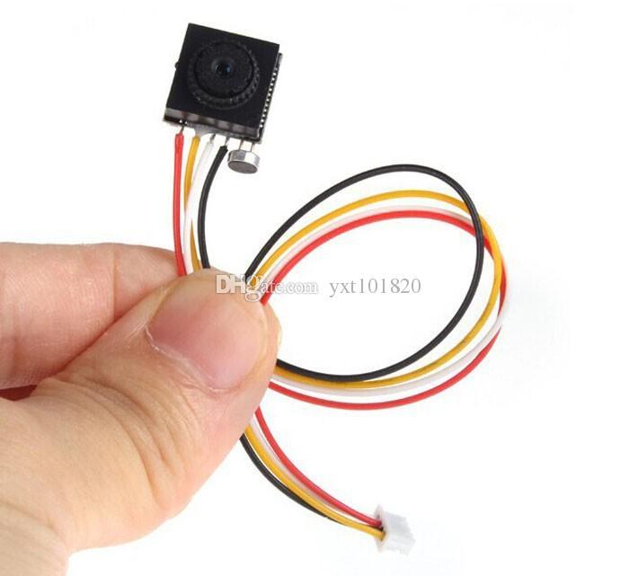 Pinhole câmera HD 5MP 700TVL vídeo em cores mini câmera de cctv FPV com módulo de câmeras de vigilância de áudio
