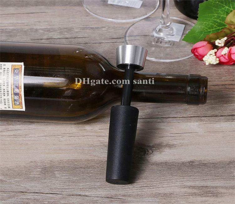Red wine vacuum stopper Sealing Plug WINE RACK Vacuum wine cabinet dining room