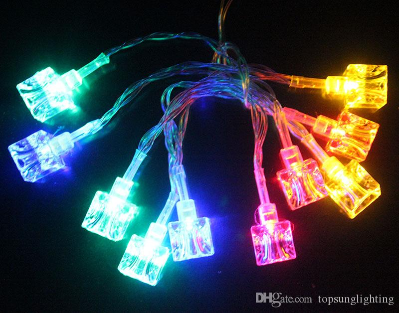 10leds ice cube led christmas lights string outdoor lighting 10leds ice cube led christmas lights string outdoor lighting battery powered led fairy lights festival decorations lighting heart string lights string lamp mozeypictures Image collections