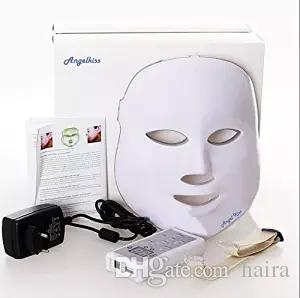 Led Photon Therapy Light Treatment Facial Skin Care Mask Red Green Blue Light  Red Light Therapy Lamps Red Light Therapy Tanning From Haira, $864.33|  Dhgate.