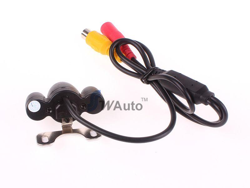 LED 차 뒷 전망 사진기 백업 사진기 2.4G 무선 / 철사 후방 사진기 HD 140 각 렌즈