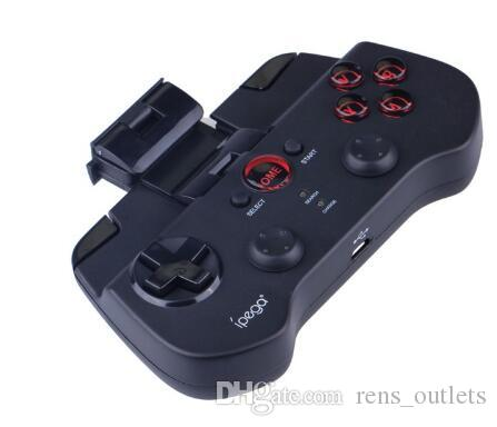 Ipega PG 9017 s clássico sem fio controlador de jogo bluetooth joystick controladores meninos para o iPhone o ios android frete grátis