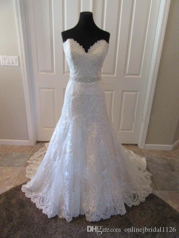 Laço de cetim vestido de baile querida cetim Bead frisada vestido de noiva Noivas Custom Made Plus Size Robe De Mariee