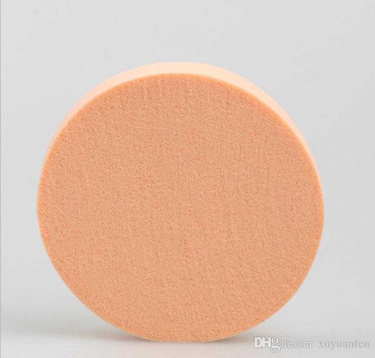 esponja Cosmetic Puff maquillaje esponja cara mujeres suaves Lady Beauty Makeup Foundation contorno esponjas faciales Powder Puff