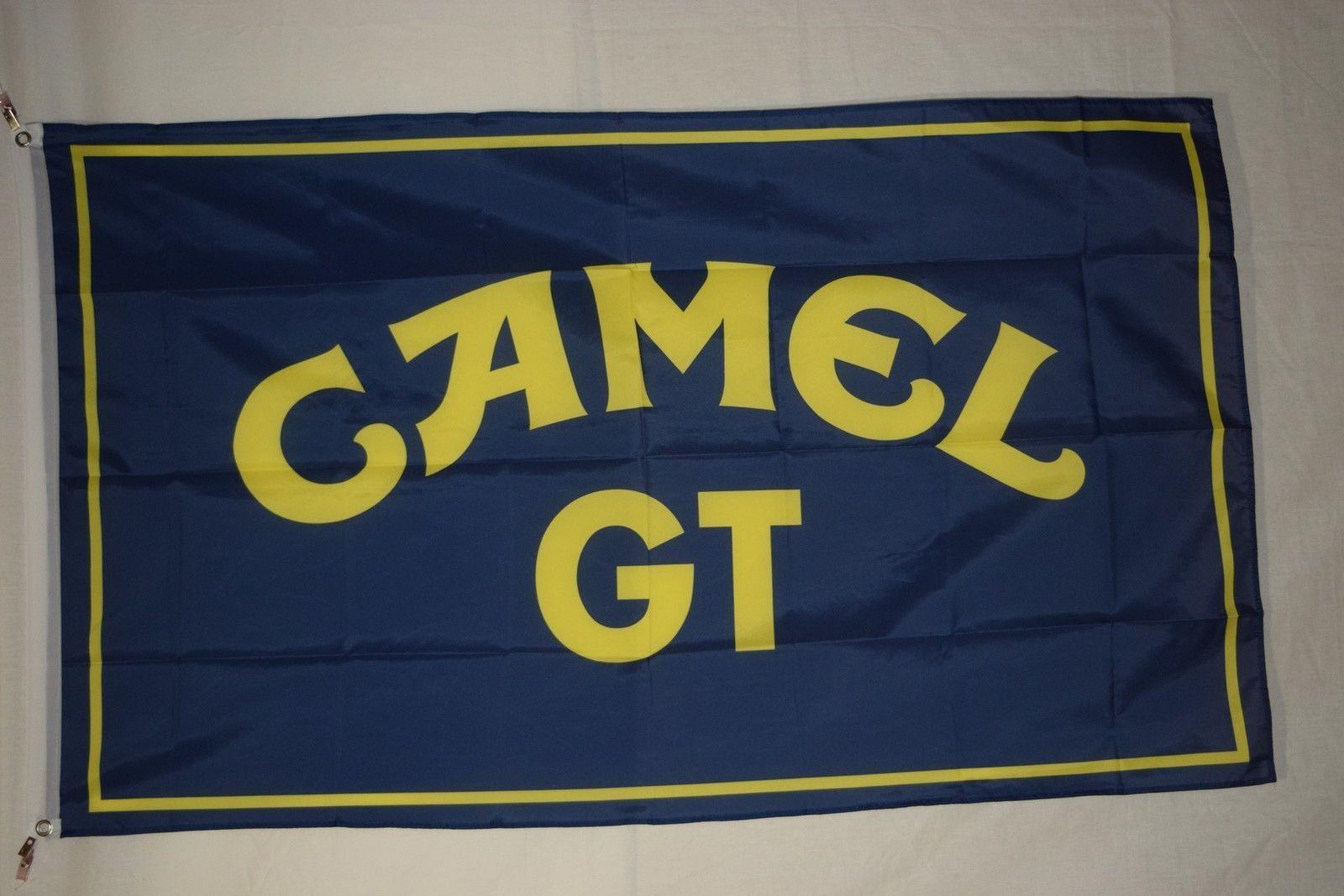 Camel Gt Advertising Promotional Flag Banner 3X5 Outdoor Flag Custom ...
