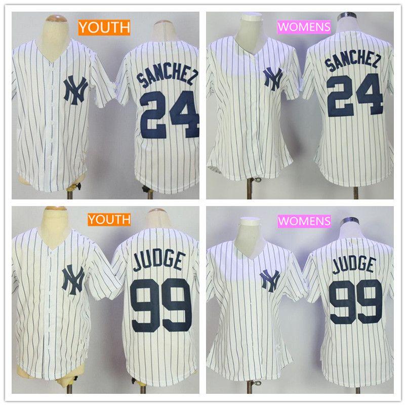 4d8e92d5f New York Yankees 2 Road Jersey Womens Youth New York Yankees 99 Aaron Judge  All Star 2 Derek Jeter Kids 24 Gary Mens Derek Jeter Replica ...