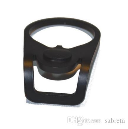 Wholesale Hot Sell AR15 Black Ambidextrous Attachment Mounting Accessory End Plate Sling Adaptor Sling Swivel for Rifle