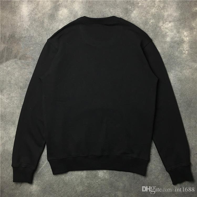 2017 جديد أزياء أعلى ماركة الساخن بيع الألوان القرش الطباعة البلوز الرجال النساء طويلة الأكمام عارضة الرياضة البلوز معطف سترة
