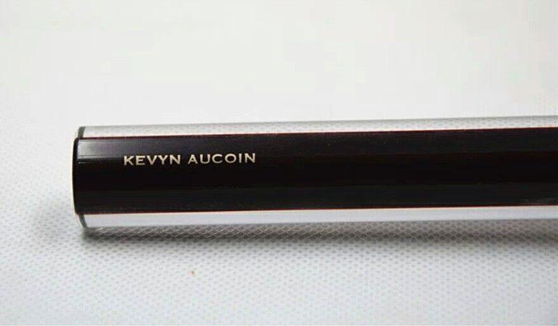 Gros pinceaux de maquillage professionnel Kevyn Aucoin La brosse de fondation composent kit de pinceaux crème contour correcteur pinceis maquiagem