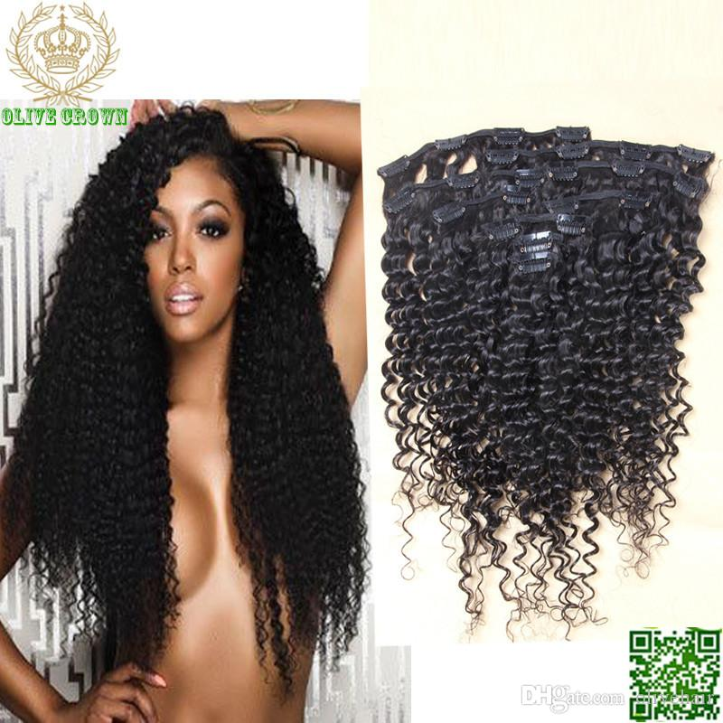 Afro kinky curly clip in hair extension peruvian human hair afro kinky curly clip in hair extension peruvian human hair extension african american clip on hair extension 100 remy human hair extensions brazilian remy pmusecretfo Choice Image
