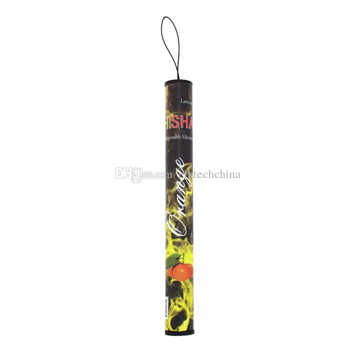 E ShiSha Time disposable electronic cigarette - On sale Enough 500 Puffs Various fruit flavors colorful disposable E-cigarettes hookah pen