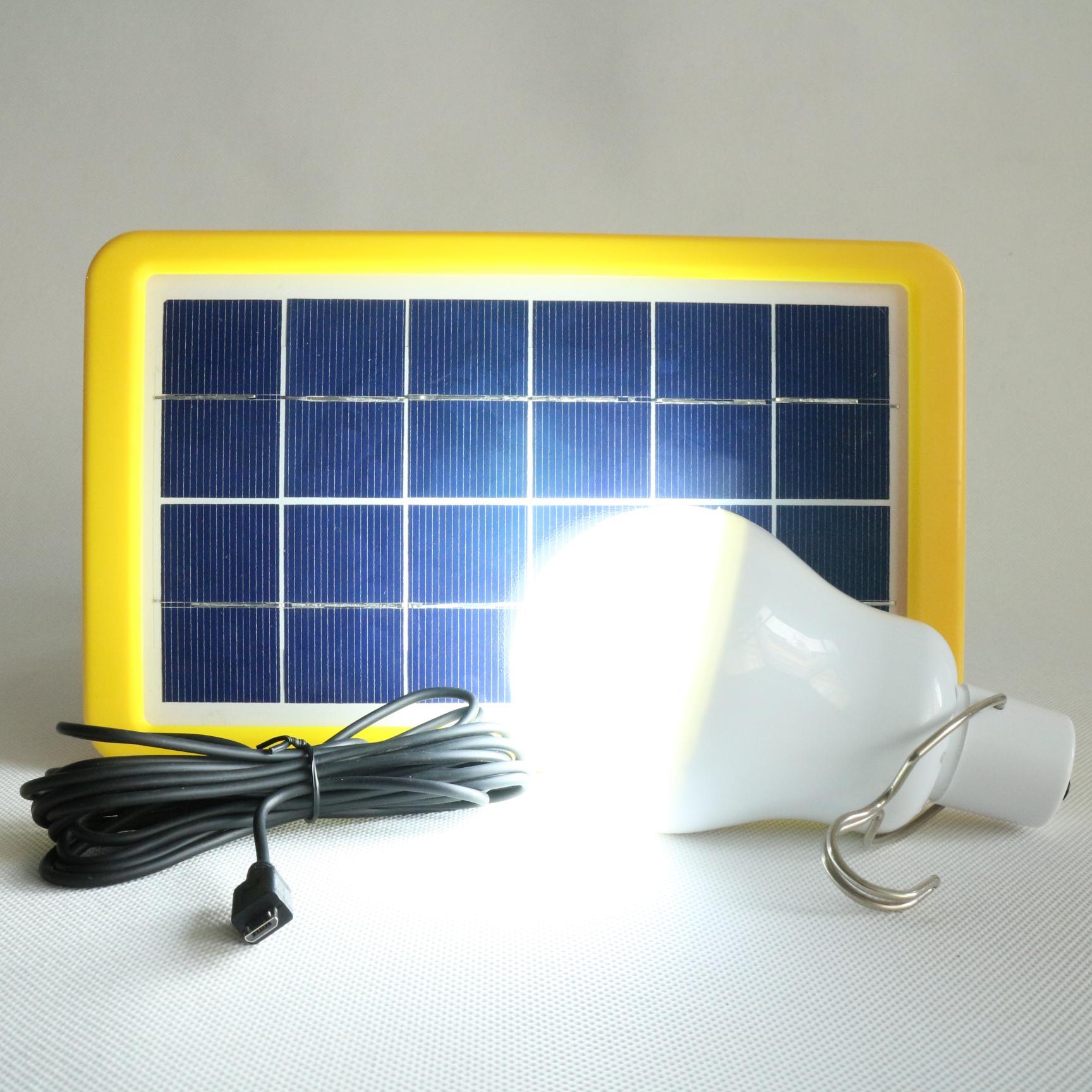 2018 Kk.Bol Solar Power Led Bulb . Solar Panel Light. Emergency ...