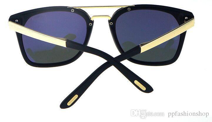 2017 high-quality new fashion men and women sunglasses, wild models unique mirror legs sunglasses, anti-UV frame, sunglasses wholesale