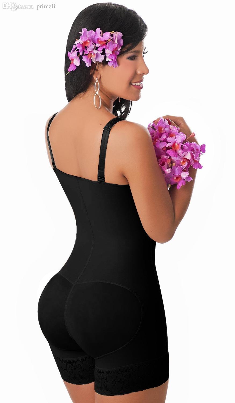 cdcf01200b1f4 Wholesale-Bodysuits Women Hot Shapers Corset Shaper Slimming ...