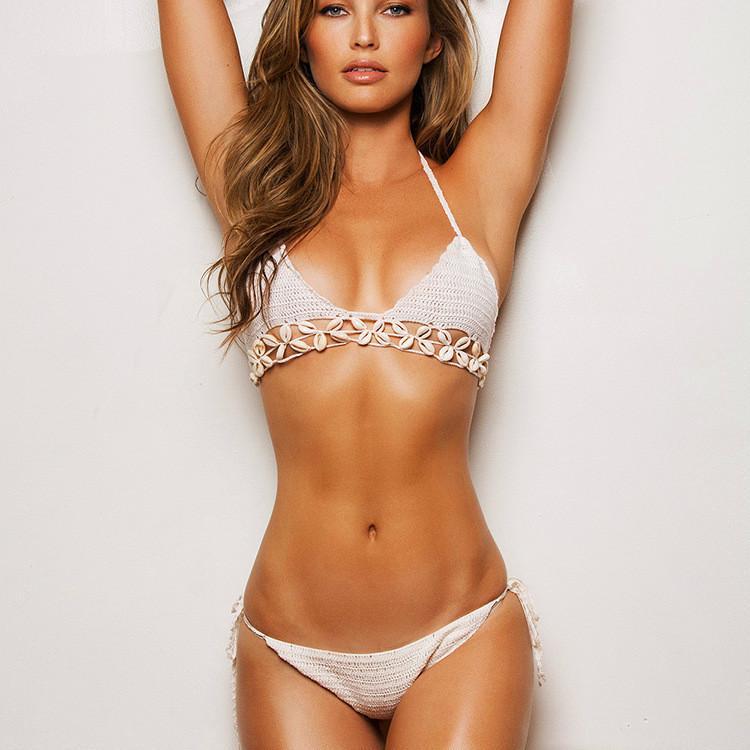 Großhandel Sehr Heiße Sexy Frauen Bikini Brasilianische Push Up
