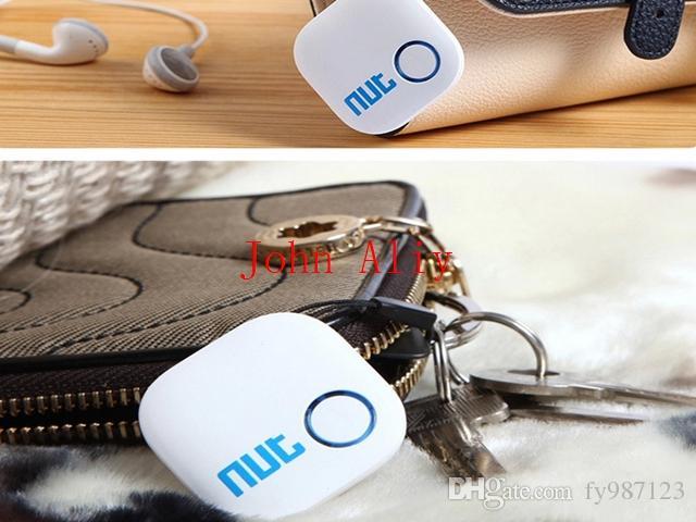 Hot sale Nut 2 Smart Tag Bluetooth Activity Tracker Key Wallet Finder Alarm GPS Locator Tracker For Kids Pet Anti-lost Best Gift