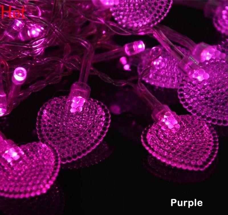 크리스마스 LED 문자열 빛 - 크리스마스 주도 크리스마스 웨딩 파티 장식 조명 110V 220V 커튼 휴일 판매 3 색 높이 1.2M