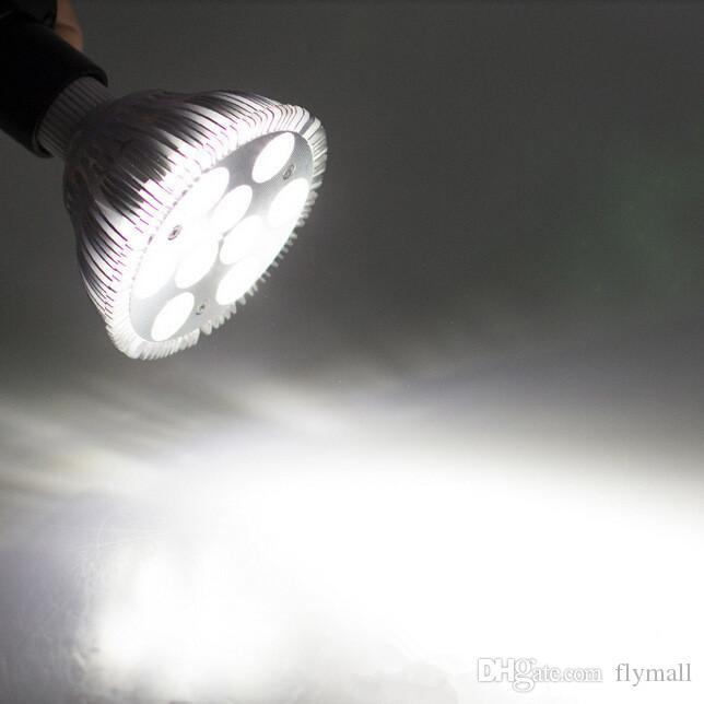 Ultra Brillante Regulable Led Bombilla par38 par30 par20 85-265V 9W 10W 14W 18W 24W 30W 36W E27 par 20 30 38 Luz de lámpara de punto LED Downlight