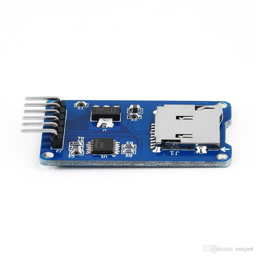 مايكرو SD التخزين مجلس ماكرو SD TF بطاقة الذاكرة درع وحدة SPI اردوينو B00315 OSTH