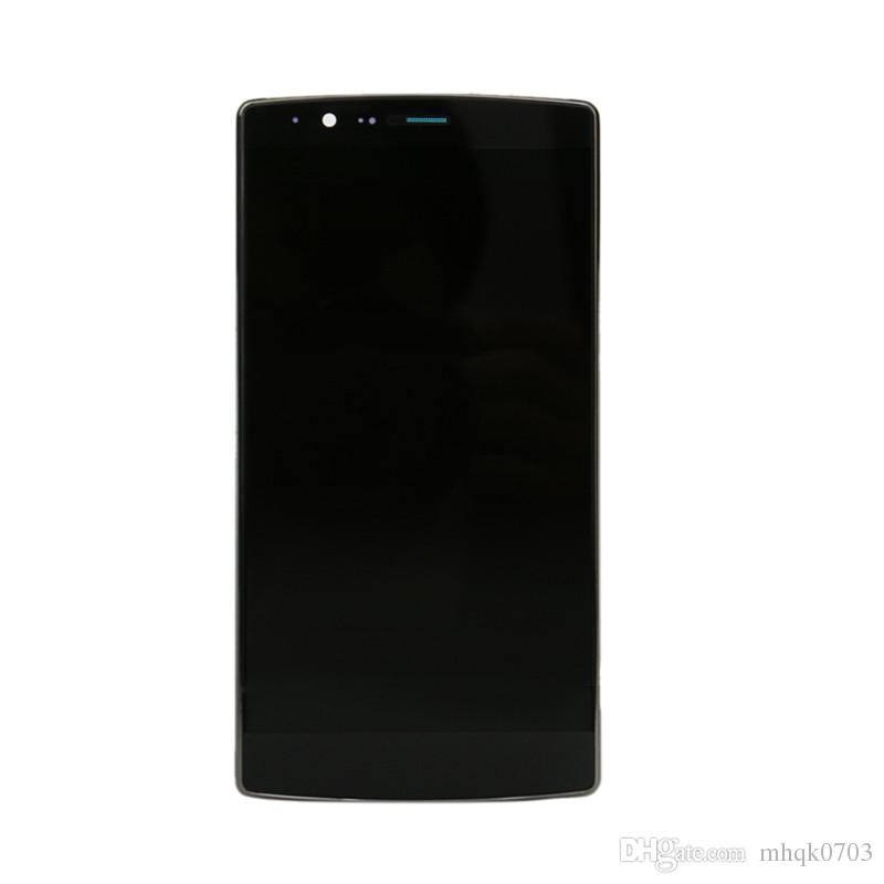 For LG G4 H810 H818 VS999 LCD Display With Touch Screen Digitizer Glass With Frame Assembly 5.5inch Screen Replacement Wholesale