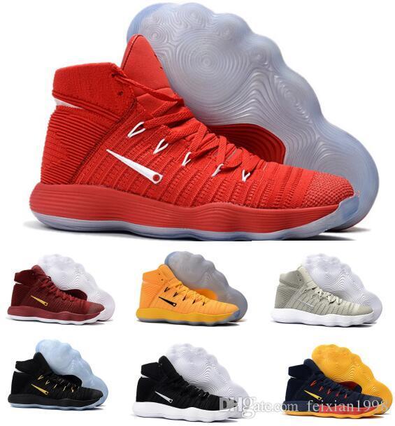 Best Hyperdunk Basketball Shoes High Men BHM Grey 2017 Man Air Zoom  Hyperdunks Reteo Shoe Zapatilla China Brand Athletic Sport Sneakers  Basketball Shoes ... fe9933e5156f