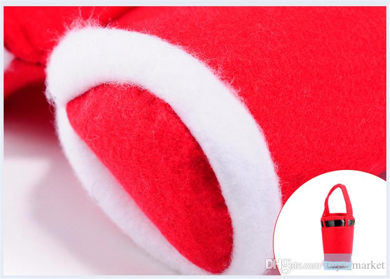 Santa Pants Weihnachtsbeutel Candy Gift Bag Weihnachtssack Geschenkbeutel Candy Bag Weihnachtsschmuck Home Decoration