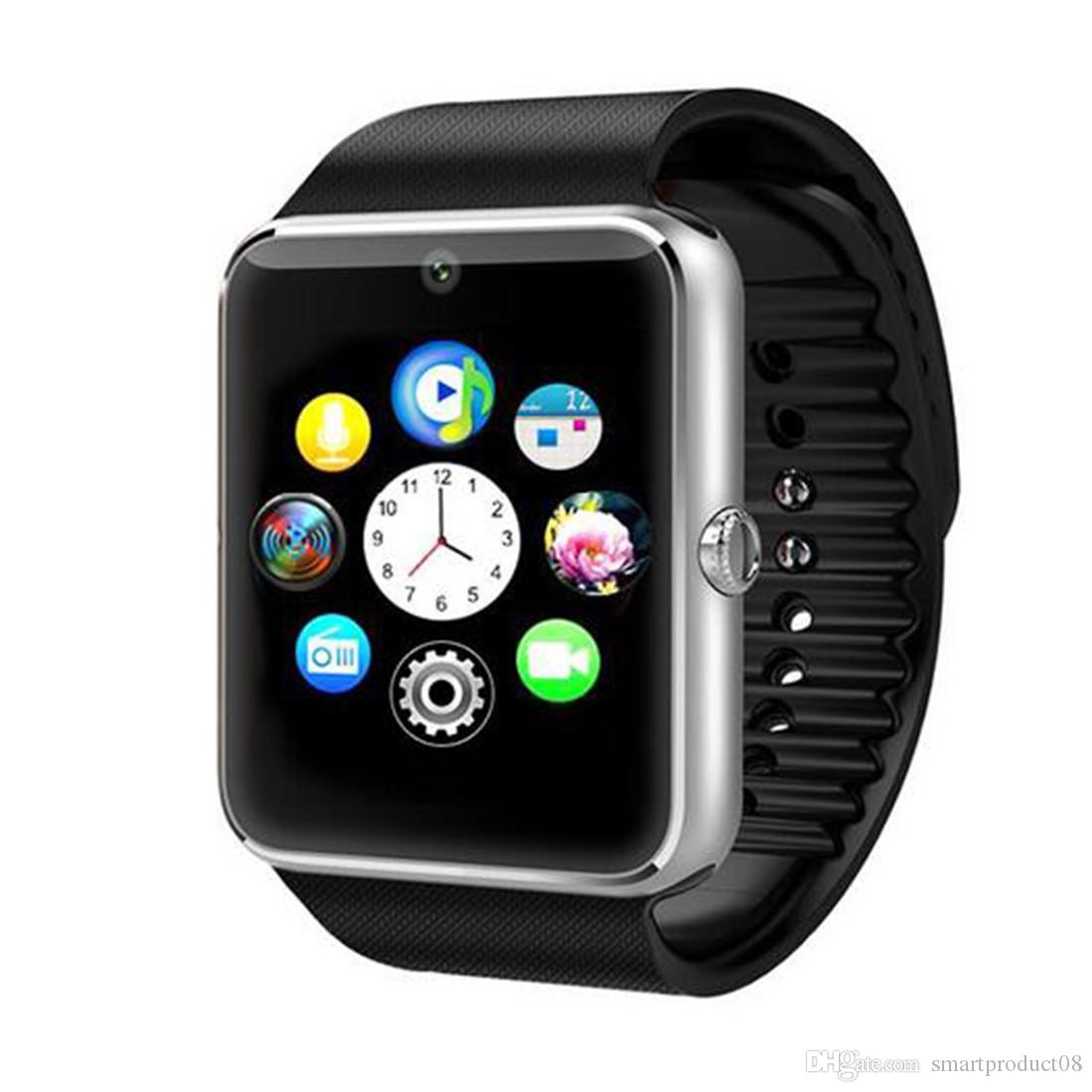 aeef789c9c5 Original Android Smart Watch DZ09 A1 GT08 Smartwatch Phone With Whatsapp,  Facebook And Twitter Fit Smart Watches Flip Smart Watch From  Smartproduct08, ...