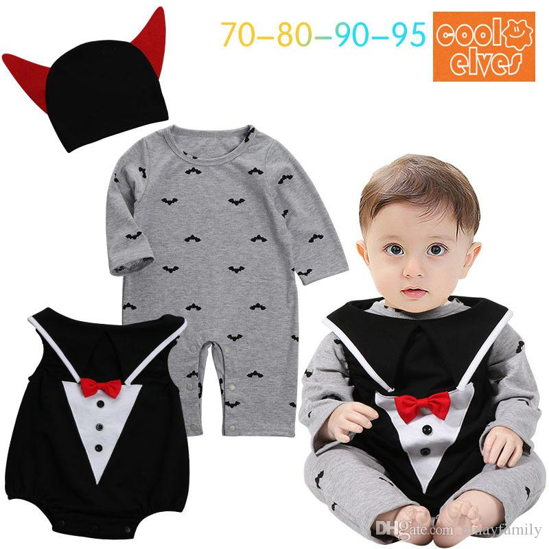 the uleade kids toddler baby halloween cute vampire fancy costume newborn romper bodysuit outfits from emayfamily dhgatecom