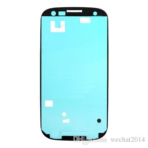 Vorgeschnittenes 3M-Kleber-Klebeband für Samsung Galaxy S3 S4 S5 Rand S6 Hinweis 2 Hinweis 3 Hinweis 4 Gehäusefrontrahmen