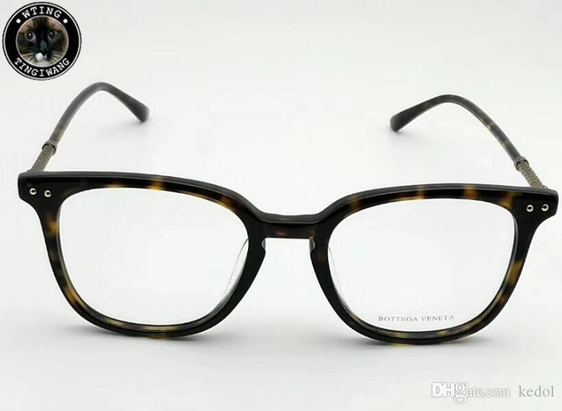Großhandel Bv01360 Marke 2017 Vintage Brillen Mann Frauen Rahmen ...