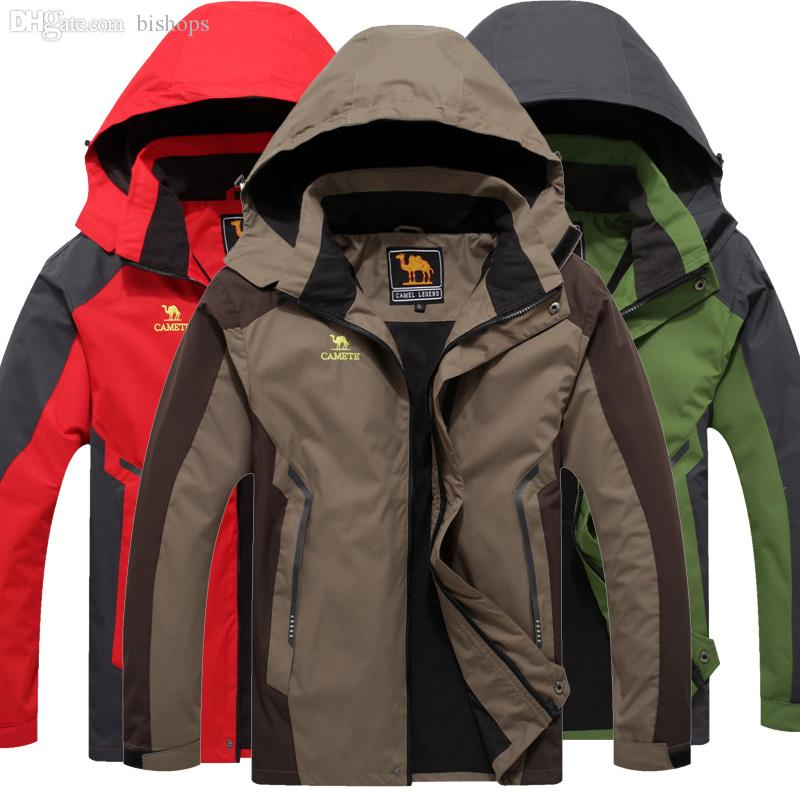 Fall Size 5xl 6xl Winter Jacket Men Long Sleeved Outdoor Sports ...