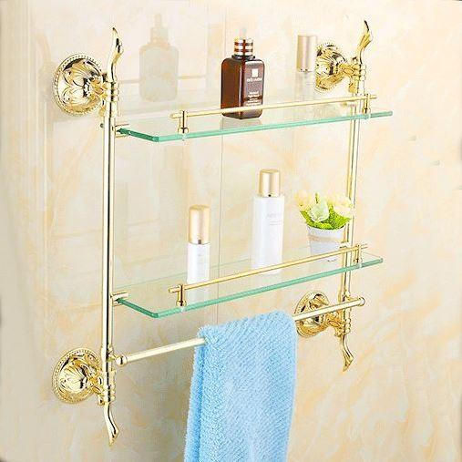 plain bathroom accessories glass shelves and other best - Bathroom Accessories Glass Shelf